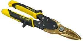 Ножницы по металлу STANLEY ''FatMax Xtreme Aviation'' 0-14-206 прямые