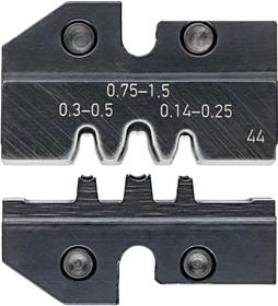 97 49 44, Матрица обжимного инструмента, 26-15AWG Катаные Контакты, 97 43 E Hand Crimp Tool