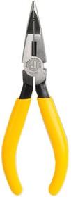 JIC-21257, Jonard JIC-21257 - длинногубцы с кусачками и отверстием для снятия изоляции с провода 0,7 мм (17,5 с