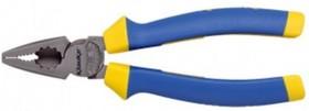 KL020180, Комбинированные пассатижи,, DIN ISO 5745, 180мм