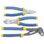 KL310 , Набор из 3-х различных инструментов в стандартном ...