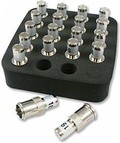 PS-PD_RK100, Psiber RK100 - Набор из 19шт коаксиальных удаленных идентификаторов для CM400 и CM450