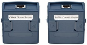 PS-WX_AD_6ACH2, Набор из двух Channel adapter Class EA / CAT6A