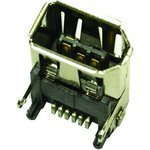 690-004-621-013, USB, 3.0 TYPE A, RECEPTACLE, TH