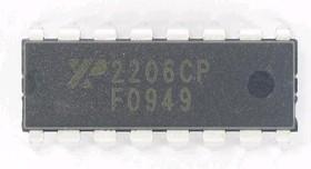 XR2206CP-F, Микросхема