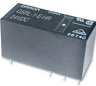 G5RL-1A-E-HR-5DC, Реле электромагнитное , SPST-NO, 277VAC, 24VDC, 16A