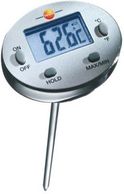 Минитермометр Testo водонепроницаемый,