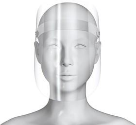 Фото 1/3 Экран защитный для лица 1