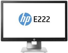 """Монитор ЖК HP EliteDisplay E222 21.5"""", черный и серебристый [m1n96aa]"""