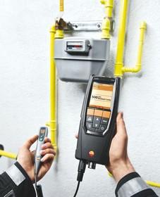 Testo 320 Комплект с сенсором СО без H2 компенсации, зонд, блок пит, фильтры, кейс,