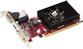 Видеокарта POWERCOLOR Radeon R5 230, AXR5 230 2GBK3-LHE BULK, 2Гб, DDR3, Low Profile, oem