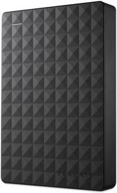 Внешний жесткий диск SEAGATE Expansion Portable STEA4000400, 4Тб, черный