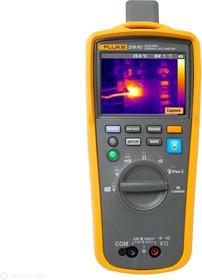 Фото 1/4 Fluke 279 FC TRMS, Мультиметр-тепловизор с функцией Fluke Connect (Госреестр)