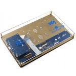 Фото 3/3 10.1inch HDMI LCD (H) (with case), HDMI / VGA / AV(CVBS) дисплей 1024×600px с емкостной сенсорной панелью для мини-PC (с корпусом)