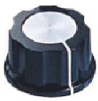 MF-A03-6.4, Ручка для РЭА D27мм отв. 6,4мм