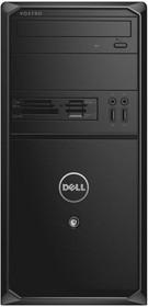 Компьютер DELL Vostro 3900, Intel Core i5 4660, DDR3 4Гб, 1000Гб, nVIDIA GeForce GTX 745 - 4096 Мб, DVD-RW, CR (3900-8079)