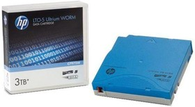 Картридж HPE LTO5 Ultrium 3Tb WORM (C7975W)