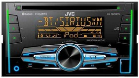 Автомагнитола JVC KW-R920BT, USB