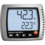 Фото 2/3 Testo 608-H1, Термогигрометр для измерения влажности/температуры/ температуры точки росы (Госреестр РФ)