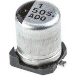 Фото 2/2 EEE1HA010SR, Cap Aluminum Lytic 1uF 50V 20% (4 X 5.4mm) SMD 10mA 2000h 85C Automotive T/R