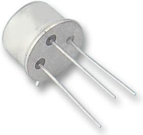 2N4033, Биполярный транзистор, универсальный, PNP, -80 В, 800 мВт, -1 А, 40 hFE