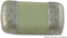 Фото 1/2 UVK105 CH010BW-F, Cap Ceramic 1pF 50V CH 0.1pF Pad SMD 0402 125°C T/R