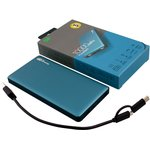 Мобильный аккумулятор GP Portable PowerBank MP10 Li-Pol 10000mAh 2.4A+2.4A+3A ...