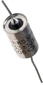 К53-14 47 мкФ, 10 В, Конденсатор электролитический алюминиевый