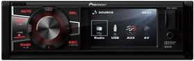 Автомагнитола PIONEER MVH-580AV, USB