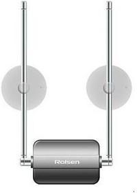 Антенна автомобильная Rolsen RDA-310 активная радио/телевидение (1-RLCA-RDA-310)