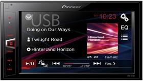 Автомагнитола PIONEER MVH-AV180, USB