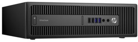 Компьютер HP EliteDesk 800 G2, Intel Core i5 6500, DDR4 4Гб, 500Гб, Intel HD Graphics 530, DVD-RW, Windows 7 (P1G46EA)