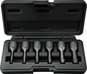 09-605, Набор для высверливания винтов 3/8'', набор 6 шт.