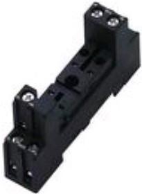 14F05-E, Колодка реле 5pin на DIN-рейку
