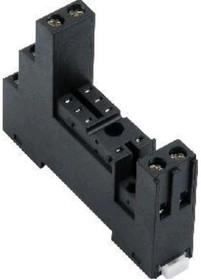 14F08-E, Колодка реле 8pin на DIN-рейку