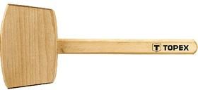 02A050, Киянка деревянная, 500 г, деревянная рукоятка