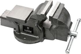 07A110, Тиски, 100 мм