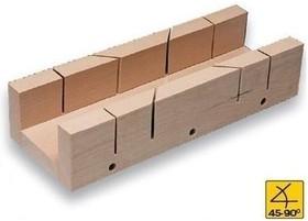 10A803, Стусло деревянное, 300 x 65 x 60 мм