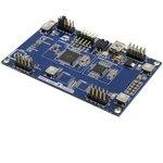 Фото 2/2 ATMEGA1284P-XPLD, Отладочная плата, ATMEGA1284P, датчики, механические кнопки, светодиоды, мост UART - USB