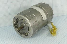 Фото 1/2 Двигатель переменного тока; № двиг 220В~\60Вт\\1350\ 90x150m165\АВЕ-052-4МУ3
