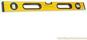 29C605, Уровень алюминиевый, тип 600, 120 см, 3 глазка