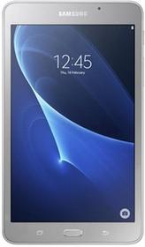 Планшет SAMSUNG Galaxy Tab A SM-T280, 1.5Гб, 8GB, Android 5.1 серебристый [sm-t280nzsaser]