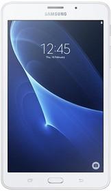 Планшет SAMSUNG Galaxy Tab A SM-T285, 1.5Гб, 8GB, 4G, Android 5.1 белый [sm-t285nzwaser]