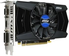 Видеокарта MSI Radeon R7 250, R7 250 2GD3 OCV1, 2Гб, DDR3, OC, Ret