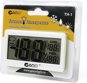 Фото 1/2 Термометр-гигрометр GARIN Точное Измерение TH-1 термометр-гигрометр (12671)