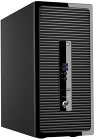 Компьютер HP ProDesk 490 G3, Intel Core i5 6500, DDR4 8Гб, 1000Гб, Intel HD Graphics 530, DVD-RW, CR, Windows 7 (P5K14EA)