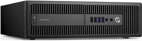 Компьютер HP EliteDesk 800 G2, Intel Core i3 6100, DDR4 4Гб, 500Гб, Intel HD Graphics 530, DVD-RW, Windows 7 (T4J47EA)