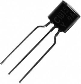 Фото 1/2 2SC1815Y, Транзистор NPN 50В 0.15А [TO-92]