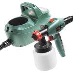 Краскопульт Hammer Flex PRZ600 600Вт 0-800мл/мин 800мл бак ...