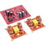 RDC2-0050, Усилитель мощности класса D с цифровым входом I2S, 175Вт Stereo, TAS3251